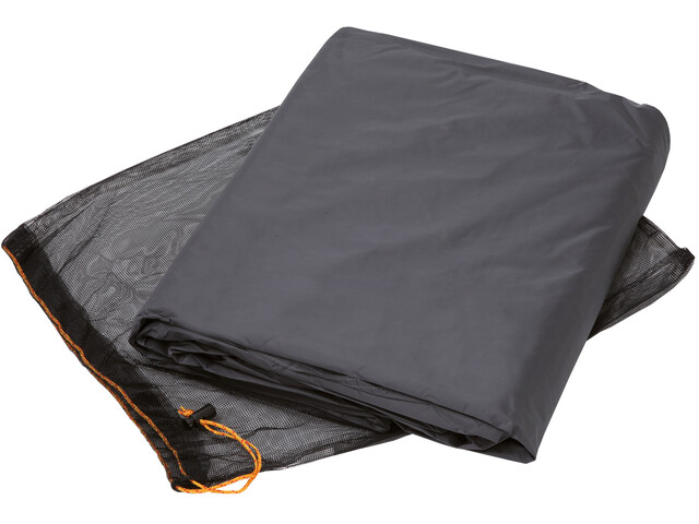 VAUDE Campo Compact 2P Floor Protector anthracite